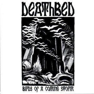 DEATHBED – Birds Of A Coming Storm Gatefold 12″ (2nd hand) 2nd Hand Vinyl LP