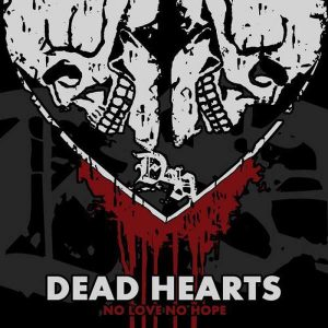 DEAD HEARTS – No Love 12″ (2nd hand) 2nd Hand Vinyl EP