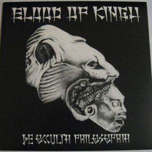 BLOOD OF KINGU – De Occulta Philosophia LP (2nd hand) 2nd Hand Vinyl LP