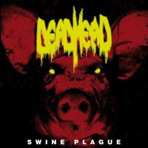 DEAD HEAD – Swine Plague LP (2nd hand) 2nd Hand Vinyl LP