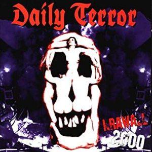 DAILY TERROR – Krawall 2000 LP (2nd hand) 2nd Hand Vinyl LP