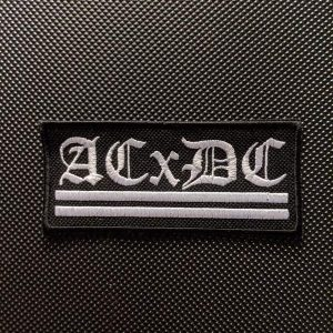 ACXDC – Logo Patch Patches