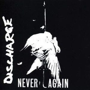 """DISCHARGE – Never Again Gatefold 12″ vinyl 12"""" Vinyl Records"""