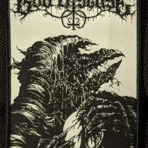 GOD DISEASE -Hymns For Human Extinction Patch Label Releases