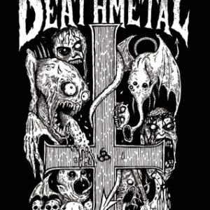DANIEL EKEROTH – Swedish Death Metal Books