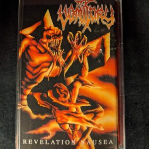 VOMITORY – Revelation Nausea MC Tapes