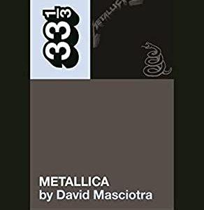 33 1/3: Metallica's Black album (book) Books
