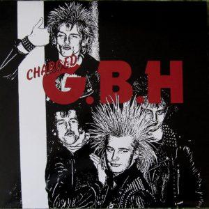 "G.B.H. – Demo 1980 LP 12"" Vinyl Records"