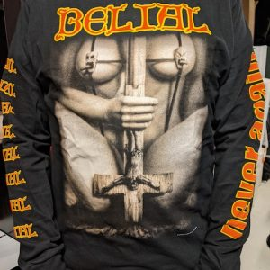 BELIAL – Never Again Longsleeve Long Sleeves