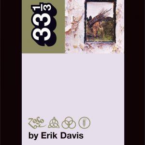33 1/3: Led Zeppelin's Led Zeppelin IV (book) Books