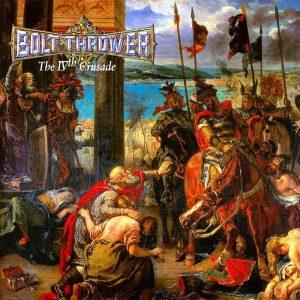 BOLT THROWER – The IVth Crusade CD CDs