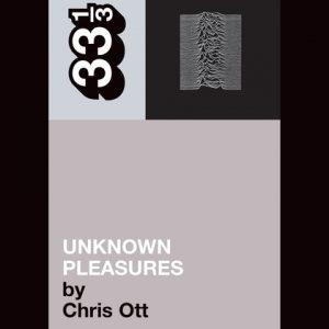 33 1/3: Joy Division's Unknown Pleasures (book) Books