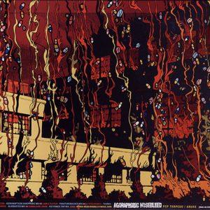 AGORAPHOBIC NOSEBLEED – Pcp Torpedo/ANbRX 2CD CDs