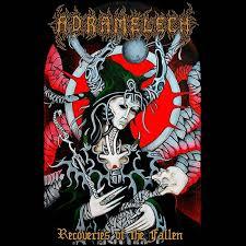 ADRAMELECH – Recoveries of the Fallen CD CDs