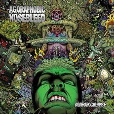 AGORAPHOBIC NOSEBLEED – Agorapocalypse LP (2nd hand) 2nd Hand Vinyl