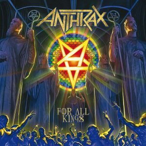 ANTHRAX – For All Kings CD (2nd Hand) 2nd Hand CDs