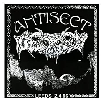 "ANTISECT- Live Leeds 2.4.86 LP 12"" Vinyl Records"