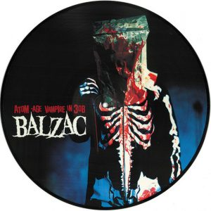 BALZAC – Out Of The Light Of The 13 Dark Night Pic LP (2nd Hand) 2nd Hand Vinyl LP