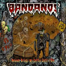 BANDANOS – Nobody Brings My Coffin LP (2nd Hand) 2nd Hand Vinyl LP