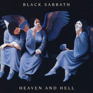 BLACK SABBATH – Heaven and Hell CD (2nd Hand) 2nd Hand CDs