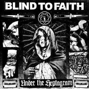 "BLIND TO FAITH – Under The Heptagram LP 12"" Vinyl Records"