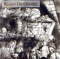 BLOOD OF OTHERS – Unthinkable Thought 7″ (2nd Hand) 2nd Hand Vinyl EP