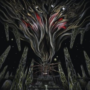BLOODSOAKED NECROVOID – Expelled into the Unknown Depths of the Unfathomable CD CDs
