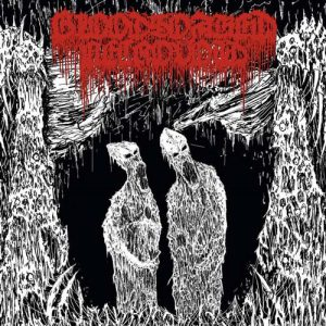 """BLOODSOAKED NECROVOID – The Apocryphal Paths of the Ancient 8th Vitriolic Transcendence LP 12"""" Vinyl Records"""