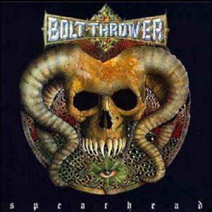 "BOLT THROWER – Spearhead / Cenotaph LP 12"" Vinyl Records"