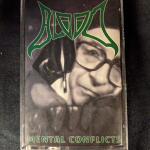 BLOOD – Mental Conflicts MC Tapes