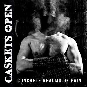 CASKETS OPEN – Concrete Realms of Pain CD CDs