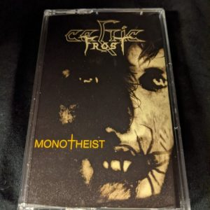 CELTIC FROST – Monotheist MC Tapes