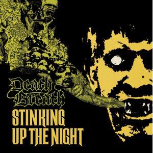 "DEATH BREATH – Stinking Up the Night LP 12"" Vinyl Records"