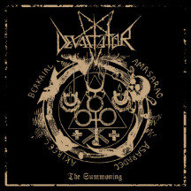 DEVASTATOR – The Summoning CD (2nd Hand) 2nd Hand CDs