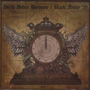 DEATH BEFORE DISHONOR / BLACK FRIDAY 29 – split 7″ (2nd Hand) 2nd Hand Vinyl EP