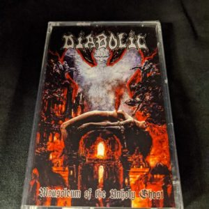 DIABOLIC – Mausoleum of the Unholy Ghost MC Tapes