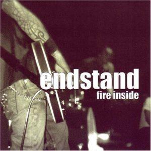 ENDSTAND – Fire Inside CD (2nd Hand) 2nd Hand CDs