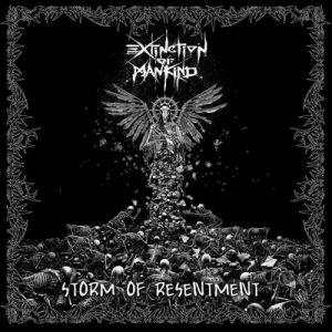 "EXTINCTION OF MANKIND – Storm of Resentment LP 12"" Vinyl Records"