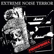"EXTREME NOISE TERROR – Phonophobia LP 12"" Vinyl Records"