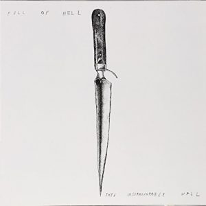 "FULL OF HELL / PSYWARFARE – split LP (green / white RSD exclusive) 12"" Vinyl Records"