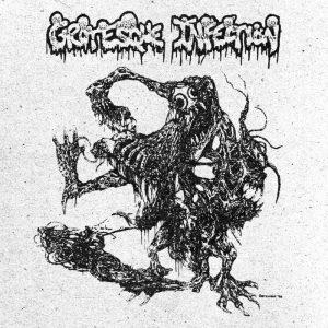 """GROTESQUE INFECTION – Consumption of Human Feces 12″ 12"""" Vinyl Records"""