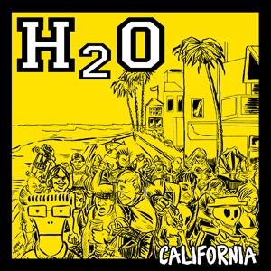 "H2O – California 7"" (2nd Hand) 2nd Hand Vinyl EP"