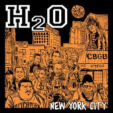 "H2O – New York City 7"" (2nd Hand) 2nd Hand Vinyl EP"