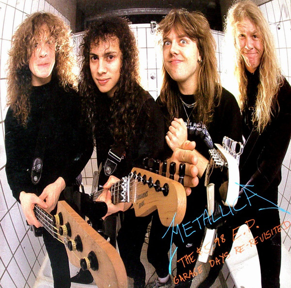 METALLICA – Garage Days Re-Revisited