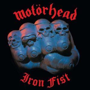 """MOTÖRHEAD – Iron Fist LP 12"""" Vinyl Records"""