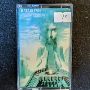 KATAKLYSM – Temple of Knowledge MC (2nd Hand) 2nd Hand Tapes