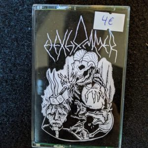 HEXHAMMER – s / t MC (2nd Hand) 2nd Hand Tapes