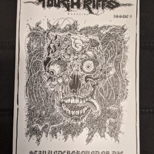 Tough Riffs #9 Zine Zines