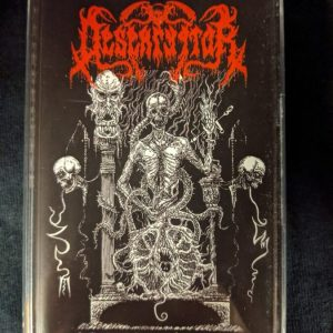 DESEKRYPTOR – Chasm Of Rot MC Tapes