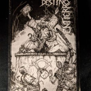 DESTINO / ENTIERRO – Cryptic Possession Of The Yellow Sign split MC Tapes